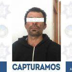 """Captura PGJE a """"El Pallis"""" inculpado por el delito de homicidio"""