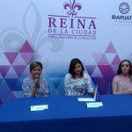 Presentan a Carmen I Reina de la ciudad y de la Feria de las Fresas 2018