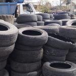 Retira Instituto de Ecología, neumáticos de rellenos sanitarios