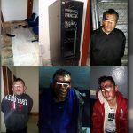 Detienen a 4 robando en CFE en Torres Landa