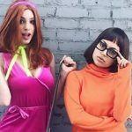 """Ella es la sexy """"Vilma"""" que protagoniza el viral video de """"Scooby Doo PaPa"""""""