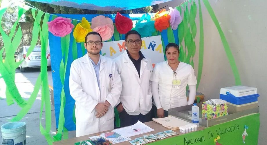 Photo of Invita IMSS Guanajuato a protegerse  en la  primera semana nacional de salud