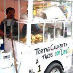 """Los tacos dorados y tortas """"más ricos"""" de Irapuato; """"Don Lupe"""""""
