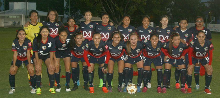 """Photo of Golea """"Trinca""""femenil 12-0 a Real Estrellas de Celaya"""
