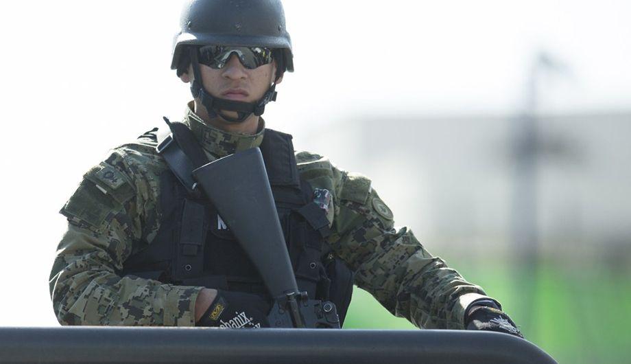 """Photo of Marina detiene a """"El Z43"""", presunto líder de Los Zetas"""
