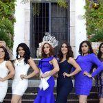 Presentan candidatas a Reina de las Fiestas de Mayo 2018