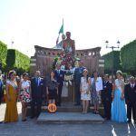 Conmemoran Aniversario del Natalicio de Benito Juárez