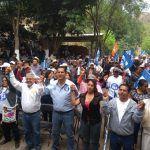 Se reúne Diego Sinhue con líderes indígenas en Xichú