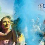 Pénjamo se llenó de color, deporte y diversión