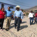 Se suma una nueva vialidad para la comunidad Zapote de Cestau