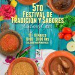 Alistan 5to. Festival de Tradición y Sabores de Celaya