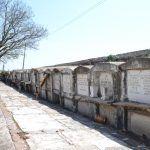 Se hunden tumbas en panteón de Pénjamo
