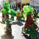 Preescolares del Municipio celebran Inicio de la Primavera