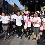 Conmemoran Día Internacional de la Mujer con carrera