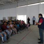 "Reunión con beneficiarios del programa  ""Mi Casa Diferente, Mi Hogar Con Valores"""