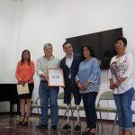 Gobierno del Estado entrega reconocimiento a Alcalde