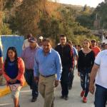 Cambio de rumbo para El Volantín, inauguran calle de acceso a la comunidad