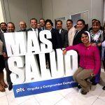 Ratifica gobernador Miguel Márquez  compromiso en obras de salud para Irapuato