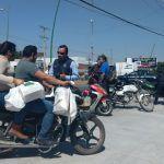Treinta multas de cortesía y seis detenciones hechas por Operativo Troya