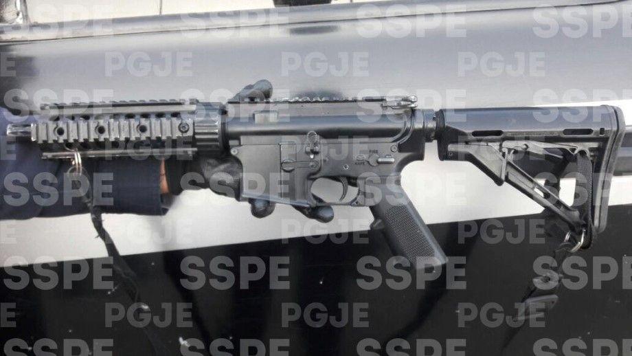 Photo of Aseguran en Villagrán armamento y un jeep con reporte de robo