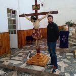 """""""Desde niño soné con personificar a cristo en el viacrucis"""": Luis Antonio Pérez"""