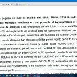 Pidieron deuda pública, prestan a empleados y al parecer no alcanzarán a pagar: Manuel Doblado