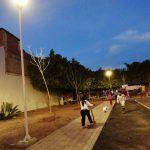 Instaladas 4 mil lámparas tipo led en colonias y comunidades de la ciudad
