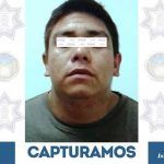 """ARMANDO """"N"""" es detenido por PGJE y la SSPE en la UCOPI, acusado del crimen de una joven a quien acribilló en su casa hace tres meses"""