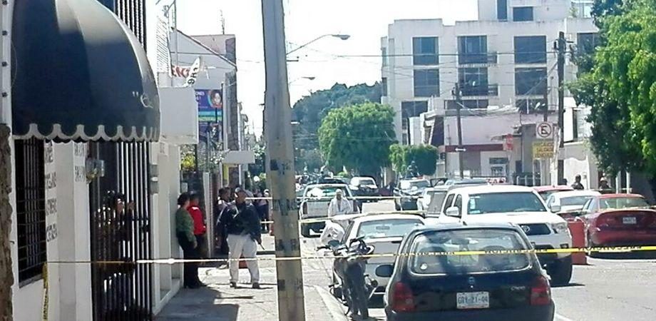 Photo of Balacera en Procuraduría de Irapuato; al parecer un ministerial muerto