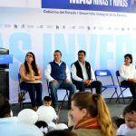 Arranca la Construcción del Centro Asistencial de Desarrollo Infantil (CADI) en San José Iturbide