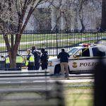 Se suicida hombre que disparó fuera de la Casa Blanca