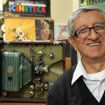 """El cine se ve mejor en el cine"""", Felipe de Jesús López un verdadero apasionado del séptimo arte"""