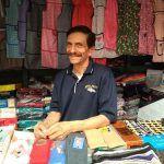 """El comercio es muy noble a veces te va bien, llevo 30 años en el comercio"""": Sergio, comerciante"""