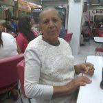 """""""Por estar prohibido en estos días a la gente le gusta comer carne, mi mamá nos educó y respetamos la vigilia"""": Bertha Mosqueda"""