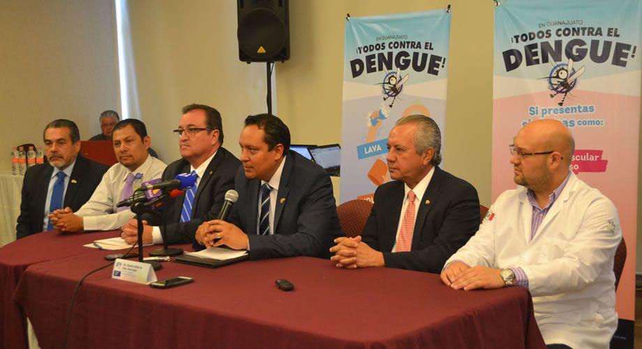 Photo of Guanajuato incrementa presupuesto contra el virus transmisor del dengue