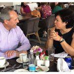 Ruth Lugo Martínez se integra al equipo del precandidato del PRI a la gubernatura del Estado de Guanajuato, Gerardo Sánchez