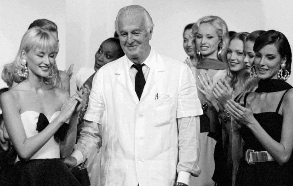 Photo of Fallece el diseñador Hubert De Givenchy a los 91 años