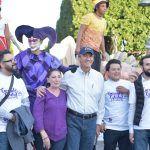 """Se reúnen más de 5 mil jóvenes de todo el estado en el """"Encuentro estatal juventudes Gto"""""""