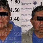 Detienen a dos hombres armados en el municipio de Huanímaro