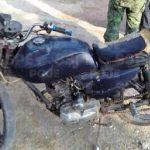 Aseguran en Pénjamo, en hechos distintos, dos motocicletas