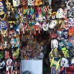 Más de «Mil Máscaras» de la lucha libre en Irapuato