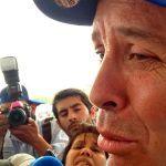 """""""No vamos a bajar la guardia"""": Miguel Márquez"""