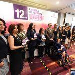 Reconocen a siete mujeres con UARHI