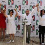 Presentan precandidatas priistas para Celaya y Guanajuato capital