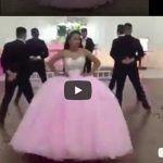 """Quinceañera sorprende bailando Scooby Doo Papa en """"versión balada"""""""