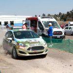 Apoya Secretaría de Seguridad Ciudadana el Rally Test 2018