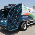 Presentan nueva unidad para recolección de basura