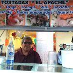 """""""Tostadas el Apache"""" la delicia de la Plazuela Hidalgo"""