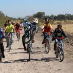 Invitan a cueramarenses al 19 paseo ciclista