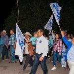 """Por """"Un mejor Huanímaro"""", Armando Solís arranca campaña"""